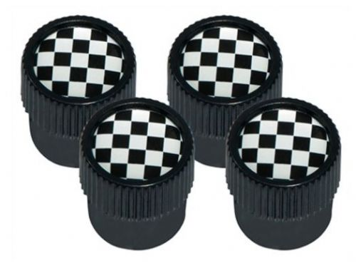 Tyre Valve Dust Caps - Set of 4 - DA1437